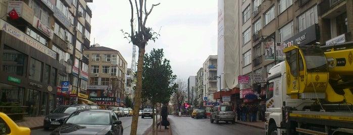 Ortaklar Caddesi is one of Posti che sono piaciuti a Nural.