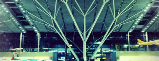 Stuttgart Manfred Rommel Airport (STR) is one of Airports Europe.