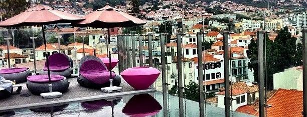 360º Sky Bar is one of Madeira.