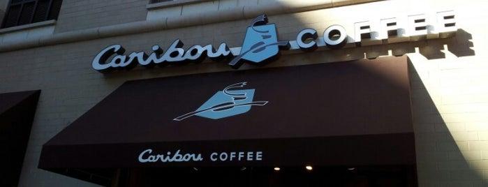 Caribou Coffee is one of Gespeicherte Orte von James.