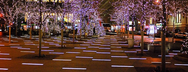 Zuccotti Park is one of Hello USA.