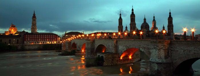 Basílica de Nuestra Señora del Pilar is one of Edificios religiosos de Zaragoza.