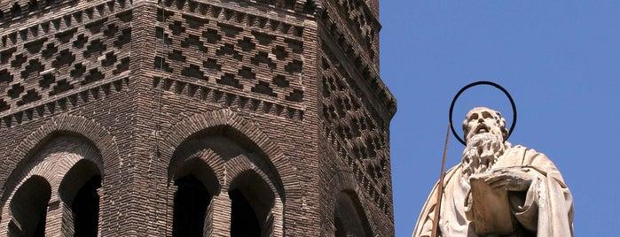 Iglesia de San Pablo is one of Edificios religiosos de Zaragoza.