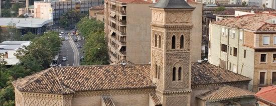 Iglesia San Miguel is one of Edificios religiosos de Zaragoza.