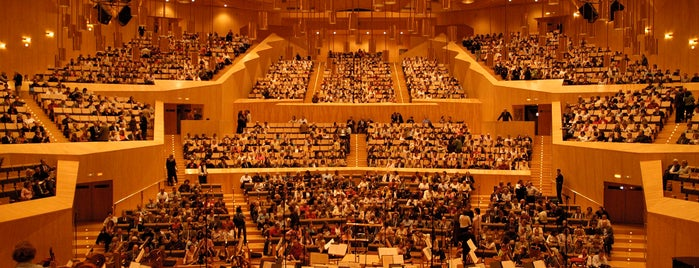 Auditorio de Zaragoza is one of Resumen 2011.