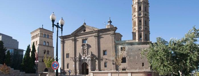 Iglesia de San Juan de los Panetes is one of Edificios religiosos de Zaragoza.