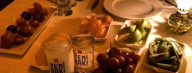 Kalamata is one of İSTANBUL (2) GURME MEKANLARI (devamı).
