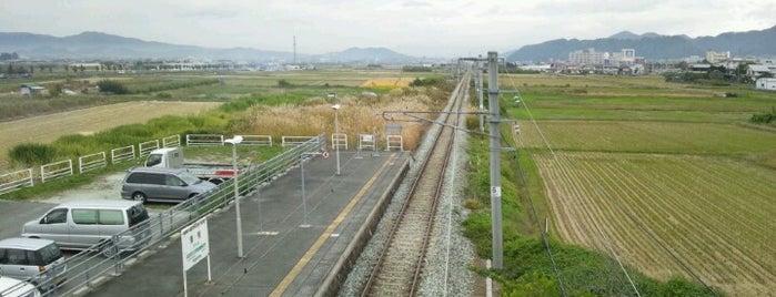 Higashine Station is one of JR 미나미토호쿠지방역 (JR 南東北地方の駅).