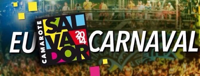 Camarote Salvador 2014 is one of Orte, die Andre gefallen.