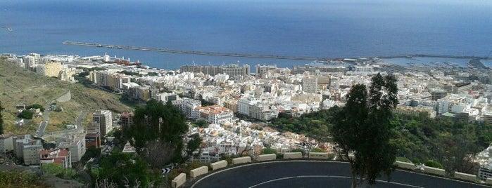 Mirador de Los Campitos is one of Islas Canarias: Tenerife.