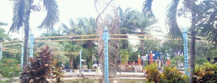 Taman Bekapai is one of Winda'nın Beğendiği Mekanlar.