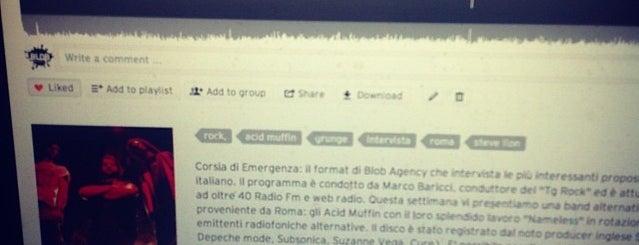 La Pantera Rosa is one of Tempat yang Disukai Blob Agency.