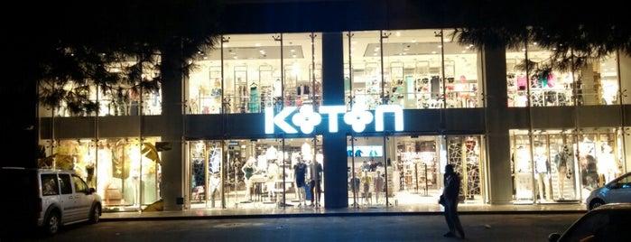 Koton is one of Tempat yang Disukai Ceren.