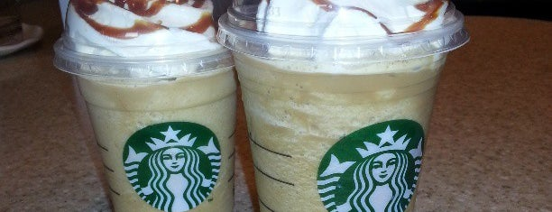 Starbucks is one of spot.
