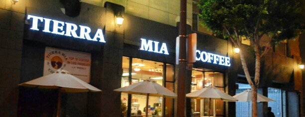 Tierra Mia is one of Real Coffee in DTLA.