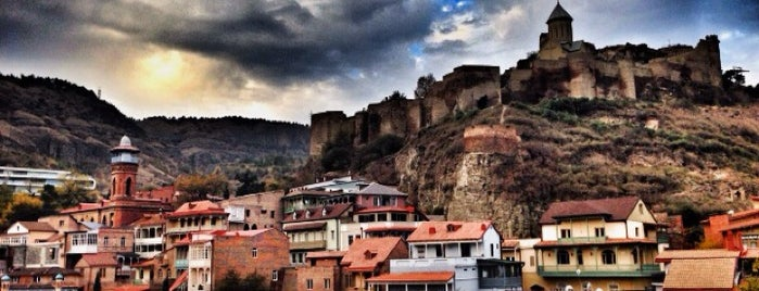 Tiflis Palace | ტიფლის პალასი is one of visited int..