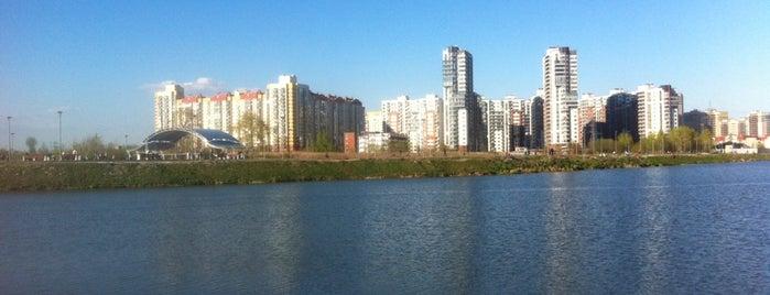 Парк «Озеро Долгое» is one of Stanislavさんのお気に入りスポット.