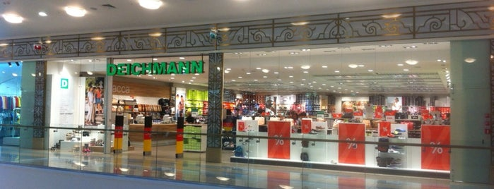 Deichmann is one of Locais salvos de Galina.