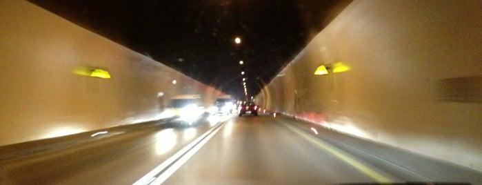 Tunel Sozina is one of Lugares favoritos de Erkan.