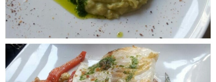 Casaluz Bar & Cocina is one of Comida.