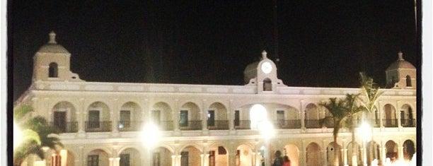 H. Ayuntamiento de Boca del Rio is one of José : понравившиеся места.