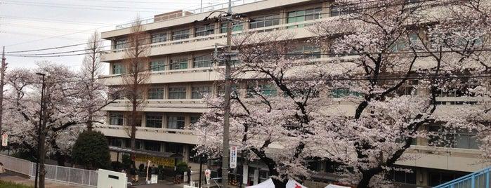 Fuchu Driver's License Center is one of Yuka'nın Beğendiği Mekanlar.