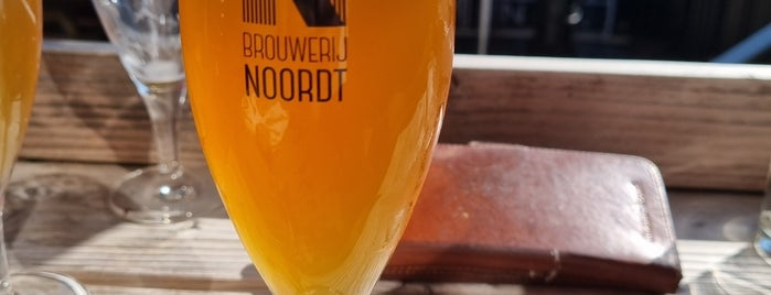 Brouwerij Noordt is one of Rotterdam ESC 2020.