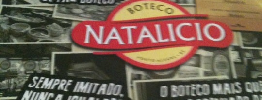 Boteco Natalício is one of Lieux qui ont plu à J..