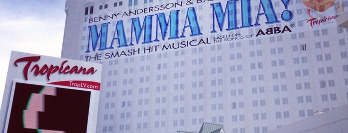 Mamma Mia! Las Vegas is one of Lieux qui ont plu à Karla.