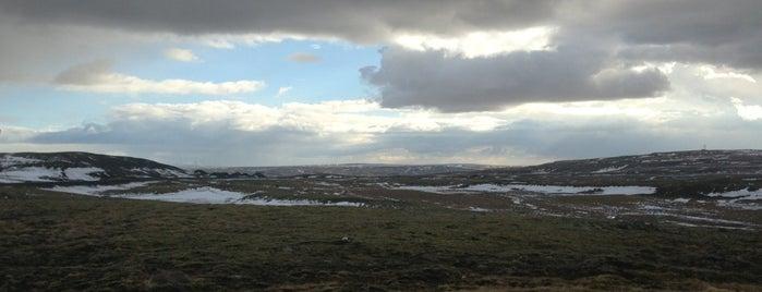 Holtavörðuheiði is one of Iceland 2017.
