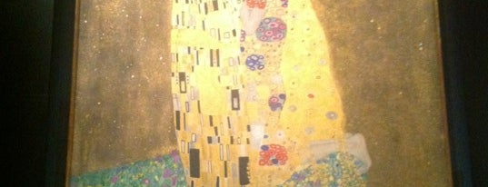 Gallery Gustav Klimt is one of Wien.