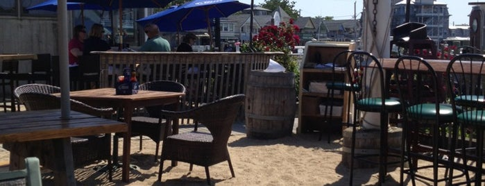 Sand Bar & Grille is one of MV with laz.