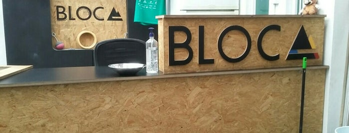 Bloc E is one of Todo.