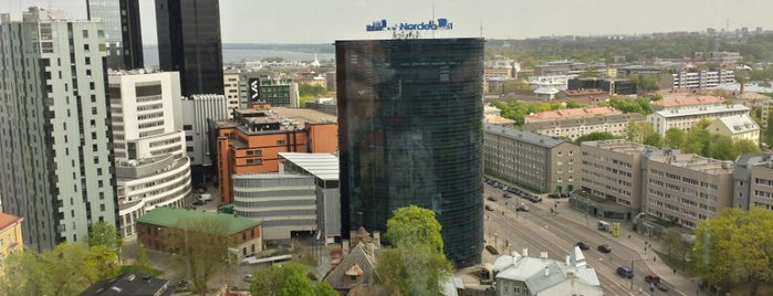 Radisson Blu Hotel Olümpia is one of Yeliz : понравившиеся места.