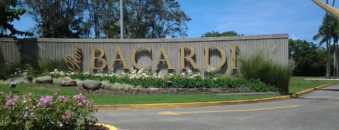 Casa Bacardi is one of Puerto Rico & The BVI (British Virgin Islands).