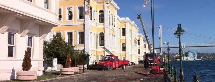 Galatasaray Üniversitesi is one of Universities in Turkey.