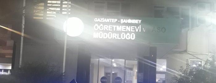 Gaziantep Öğretmenevi is one of Tempat yang Disukai Gülcan.