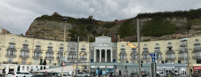 St Mary In The Castle is one of Hastings.