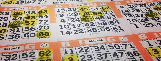 Triple City Bingo is one of Mc Allen Must visit.