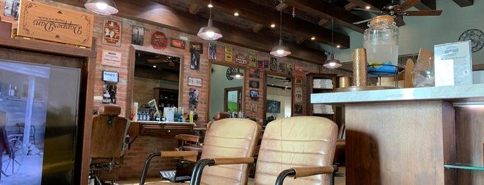 Goodfellas Vintage Barbershop is one of Locais salvos de Fernando.