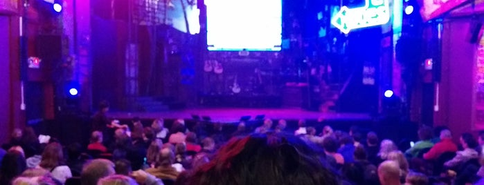 Broadway-Rock Of Ages Show is one of NYC Top Experiences.