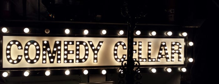 Comedy Cellar is one of NEW YORK CITY : Manhattan in 10 days! #NYC enjoy.