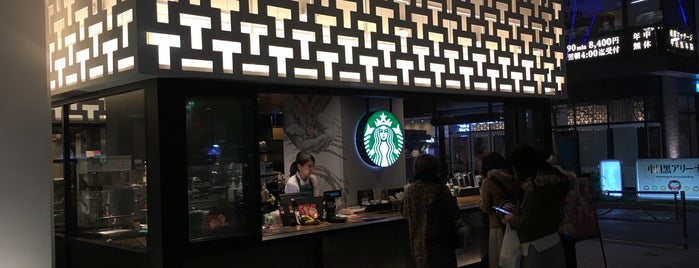 Starbucks is one of Japan.