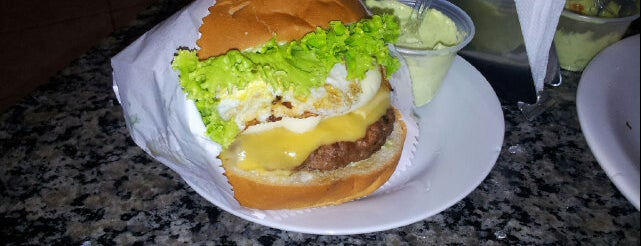 American Burguer is one of Fabio 님이 저장한 장소.