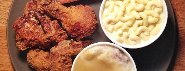 Dirty Bird To Go is one of Fried Cluck Cluck.