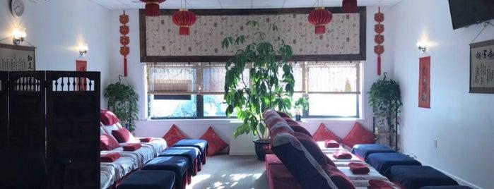 Zu Yi Spa is one of Lieux sauvegardés par Lu.