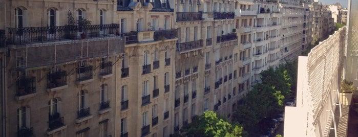 Rue Michel-Ange is one of Lugares favoritos de Βεrκ.