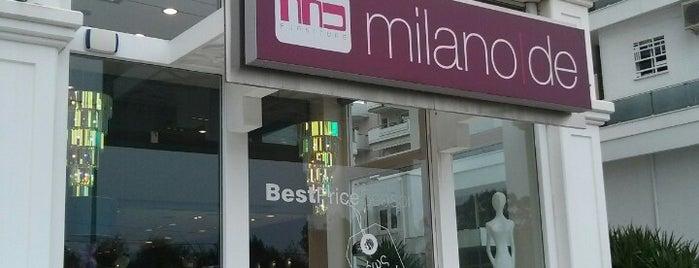 milano de is one of Kyriaki 님이 좋아한 장소.