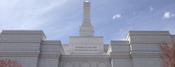 Reno Nevada Temple is one of Roadtrip August 2014.