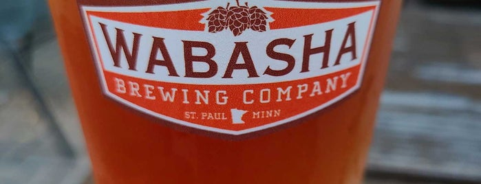 Wabasha Brewing Company is one of Breweries.